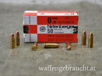 Hirtenberger 6,35mm Browning 3,2grs