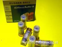 Sellier & Bellot Rubber Ball Kal. 12/67,5
