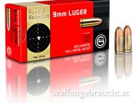 Geco 9mm Para 124gr Special Selection 1000Stk / €