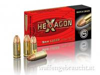 GECO HEXAGON 9mm PARA