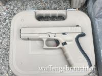 Glock 17 Cerakote Flat Dark Earth   WW-Ceracoating