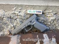 Glock 34 CERAKOTE TUNGSTEN