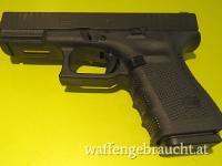 Glock 19 Gen.4 FS Front Serration Kal.9mm Para