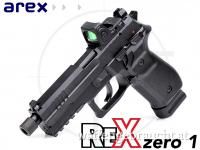Arex Rex Zero 1 Tactical Kal.9mm Para