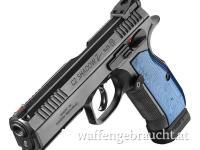 CZ Shadow 2 Blue Kal.9mm Para