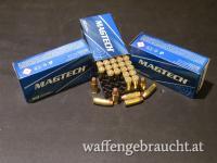 Magtech 9mm Para 95gr. JSP Flat 1000Stk !!AKTION!!