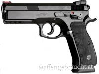CZ 75 SP-01 Shadow Kal.9mm Para