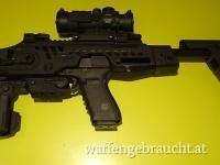 SET Glock 21 Gen 4 Kal.45 ACP mit RONI und Zubehör