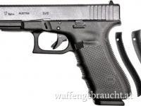 Glock 17 Gen.4 Kal.9mm Para