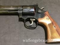 Smith & Wesson 586 Kal.357Mag. 4 Zoll