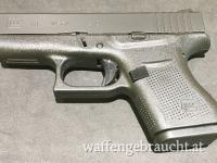 Glock 43 Kal.9mm Para mit Tritium Visierung