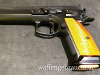 CZ 75 Tactical Sport Orange Kal.9mm P.