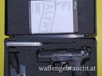 Walther P22 Q .22Lr Aktion