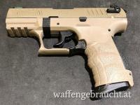 Walther P22 QD FDE Kal.22lr