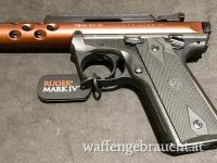 Ruger MKIV 22/45 Lite Kal.22lr Bronze Anodised