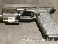 Glock 17 Gen.4 Kal.9mm P. inkl. Streamlight M6