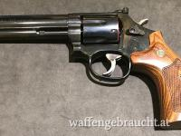 Smith & Wesson 586 Kal.357Mag 6 Zoll