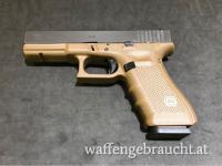 Glock 17 Gen4 FDE 9x19