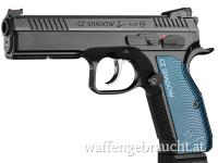 CZ Shadow 2 Black/blue