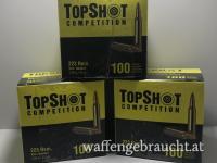 Topshot .223 Rem. 1000 Schuss Einlagerungs Aktion