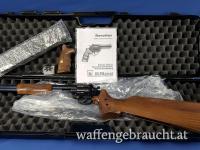 Revolvergewehr Alfa Cabine blue