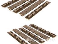 Trinity Force Universal Rail Covers