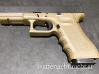 Glock 17 Gen.3 oliv Kal.9mm Para