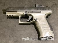 Walther Q4 Tac Combo Kal.9mm Para inkl.Shield RMSc