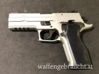 Sig Sauer P226 LDC II Silver Kal.9mm Para !!AKTION!!