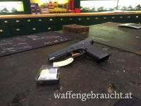 Glock 34 gen 4 mit Truglo TFX PRO tritium