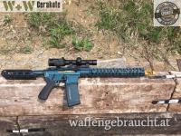"AR 15 Cerakote Clearcote MC-161 , ""Gun Candy KRAKEN"""