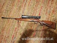 Repetiergewehr Steyr Modell M 7x64 mit Kahles 8x56 mit Leuchtkreuz