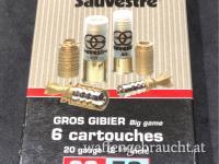 Sauvestre 20/70 Flinten-Pfeilgeschoß 6stk. pro Packung