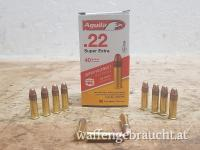 Aguila HV SP 40gr. 22.l.r High Velocity Solid Point 50rd