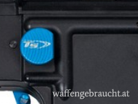 Toni System Mag Release Button AR15 Schwarz