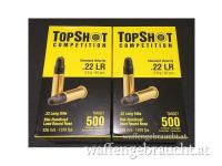 Topshot ( Top Shot ) Competition Kal.22lr 1000 Schuss um € 79,90.-