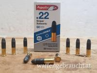Aguila .22lr Sniper Subsonic 3,9g 60grs