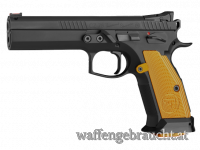 CZ 75 Tactical Sports Orange 9x19 incl. 1000 Schuss Geco Whitebox 115gr