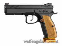 CZ 75 Shadow II Orange 9x19 incl. 1000 Schuss Geco 9mm White Box