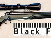 Steyr Arms Monoblock + Swarovski Z6i
