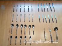 Hirschhorn-Besteck 39 Teilig