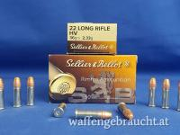 Sellier&Bellot .22 Long Rifle 36grs 2,33g HV