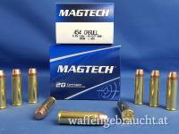 Magtech .454 Casull Vollmantel Flachkopf 16,95g/260grs.
