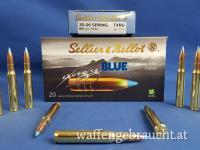 Sellier&Bellot .30-06 Spr. TXRG blue 11,7g/180grs.