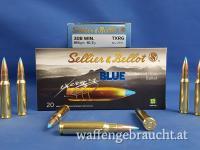 Sellier&Bellot .308 Win. TXRG blue 10,7g/165grs.