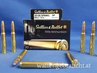 Sellier&Bellot .30-06 Spr. Teilmantel 11,7g/180grs.
