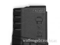 AR10 und baugleich Polymer Magazin 10 Schuss