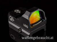 U.S. Optics DRS Dynamic Reflex Sight 2 MOA Leuchtpunkt NV kompatibel