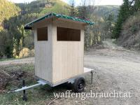 Mobile Kanzel Hochstand