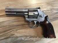 Smith & Wesson, 686, 357 Mag